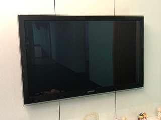 Samsung 50-52 inch 3D plasma tv