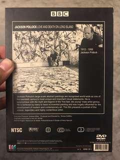 Jackson Pollock: Love and Death on Long Island - DVD