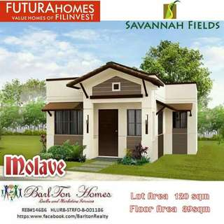 2 Bedroom House and Lot in General Trias Cavite