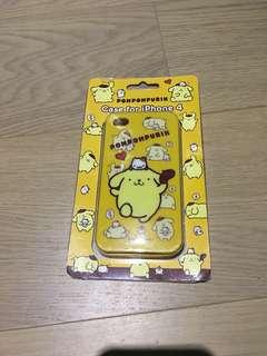 iPhone 4 布甸狗套