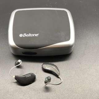 助聽器(眼鏡88 配有單包一次免費調教)原價$27800