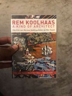 Rem Koolhaas: A Kind of Architect - DVD