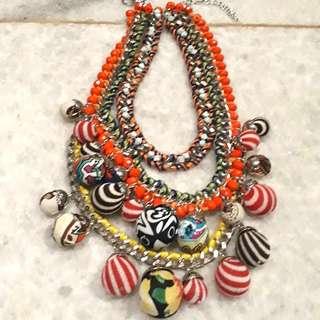 Balls Necklace