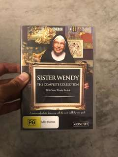 Sister Wendy: The Complete Collection—A journey of artistic discovery with the most unlikely tour guide - DVD
