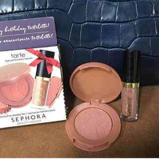 Tarte birthday set