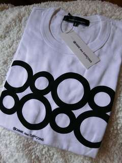 CDG Comme Des Garcons 圓圈 tee
