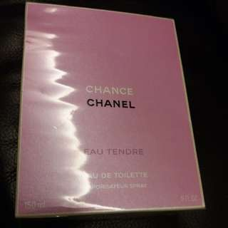Brand New Authentic Chanel Chance Perfume