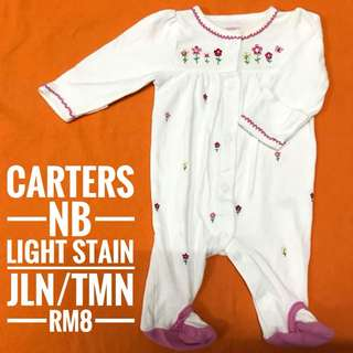 NB Baby Sleepsuit
