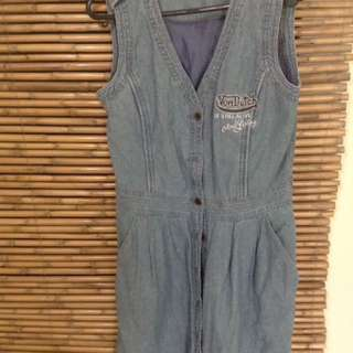 Pre Loved Denim Dress