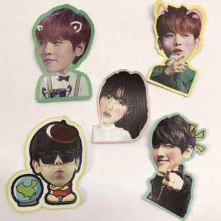 EXO貼紙set