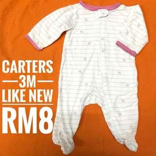 3m Baby Sleepsuit