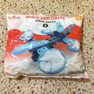 Shell Vex Space Explorers - Aerial Drone