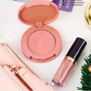 Happy Birthday Tartelette Set
