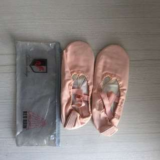 Ballet slippers (split sole)