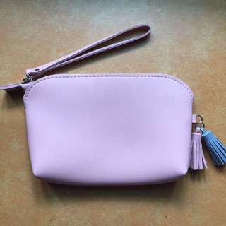 Miniso Pink Pouch