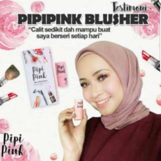 (INSTOCK AVAIL) Authentic Pipi Pink Doll Stick Blusher PO