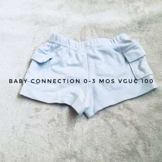 Baby Connection shorts