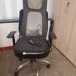 Ogawa Mobile Seat NE (Massage Cushion Back & Neck)