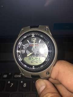2nd hand Casio Watch