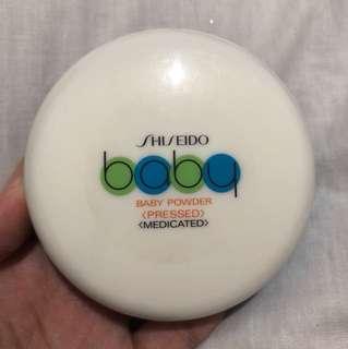 Shiseido compressed powder