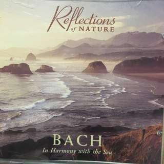 Bach classical cd