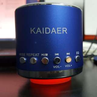 Kaidaer Mini Portable Speaker