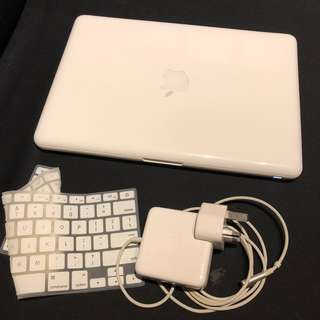 Macbook Late 2009 小白