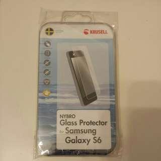 全新Krusell Samsung S6保護貼