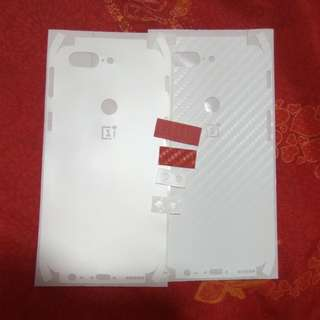 Oneplus 5T Dbrand Skin