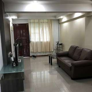 3 Room Fully Furnished Flat for Rent