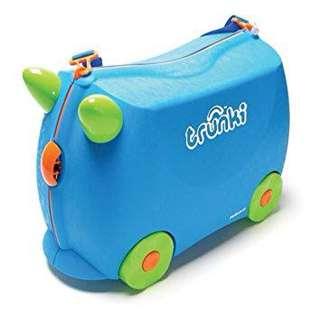 Trunki 兒童行李箱 (未開箱)