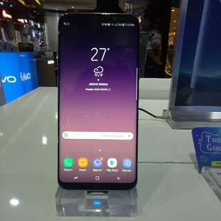 Kredit Samsung S8+ cashback 1jt Cicilan tanpa kartukredit
