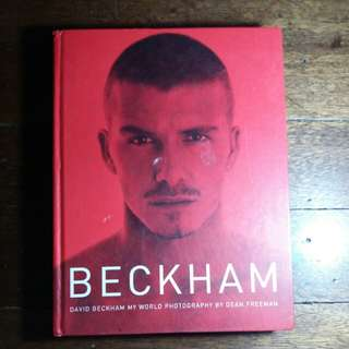 David Beckham : My World | Coffeetable Book