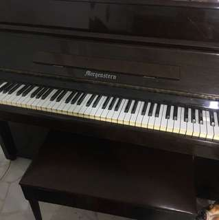Morgenstern Piano 2nd Hand