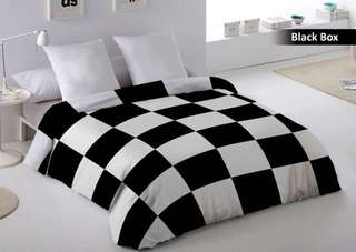 checker blanket