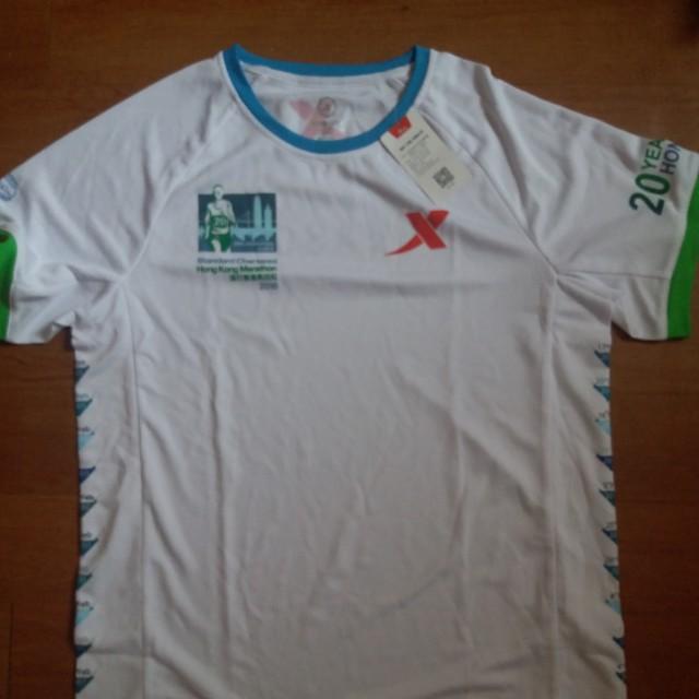2016渣打馬拉松運動衫