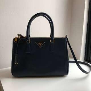 Prada Saffiano Lux Bag