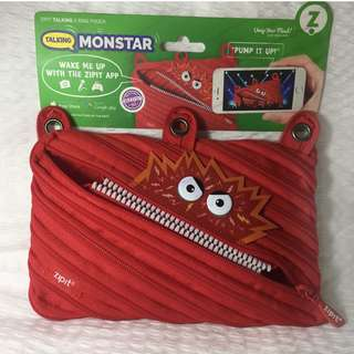 BN Monstar Ring Pouch (For Kids) 3 colors avail