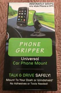 Car Phone Mount + FREE smartphone holder