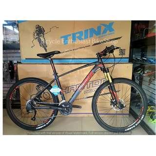 Trinx X1 X-Treme Ultralight 26 Mountain Bike MTB Bicycle Hydraulic