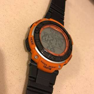 Timberland digital watch