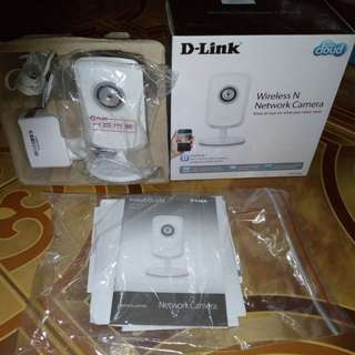 D-link Wireless Camera