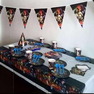 Star Wars Party 🎊 Supply