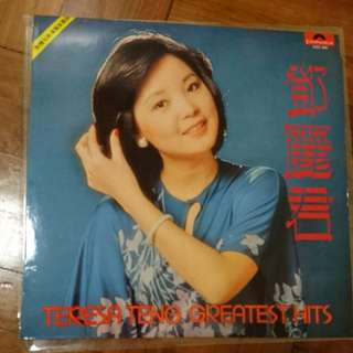 TERESA TENG (鄧麗君) Greatest Hits POLYDOR 2427-306 Vinyl LP