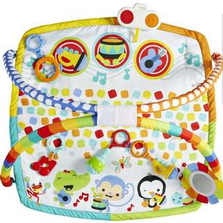 Fisher Price Baby's Bandstand Play Gym