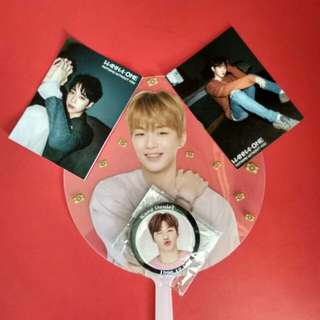 WANNA ONE SET