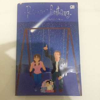 Novel Rahasia Bintang by Dyan Nuranindya