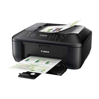 Canon PIXMA MX397 多功能printer(不連墨盒)