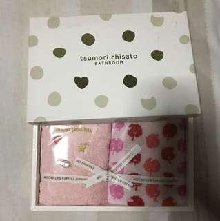 Tsumori Chisato towel gift set