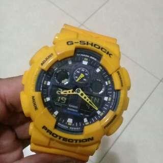 G Shock GA-100A